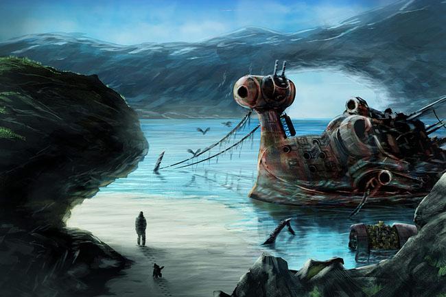 30 de creatii digitale Sci-Fi - Poza 16