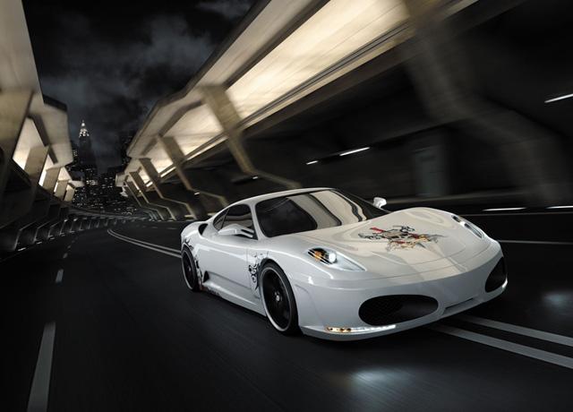 Ferrari F430 Calavera - Poza 1