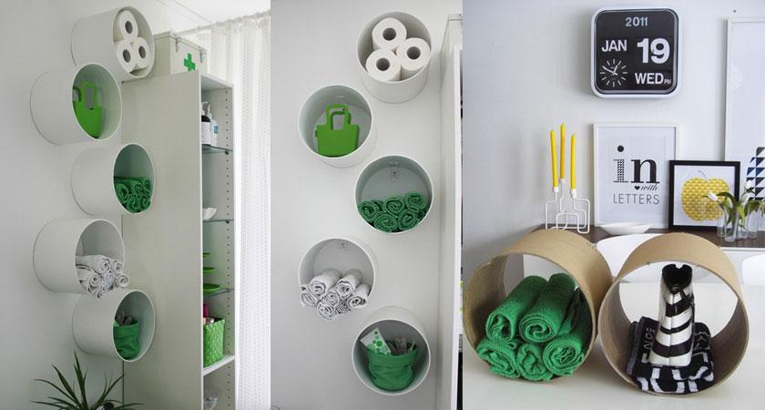 30+ de super idei de depozitare inteligenta a spatiilor mici - Poza 24