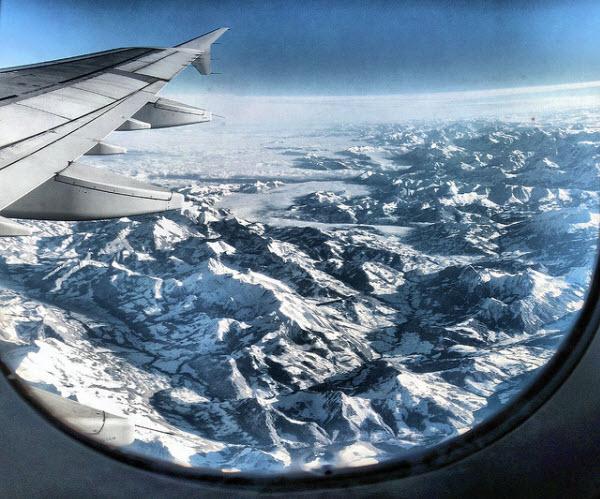 30 de fotografii facute din avion! - Poza 10
