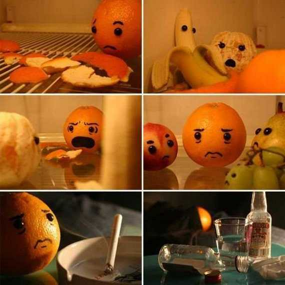 Funny: Arta din mancare! - Poza 3