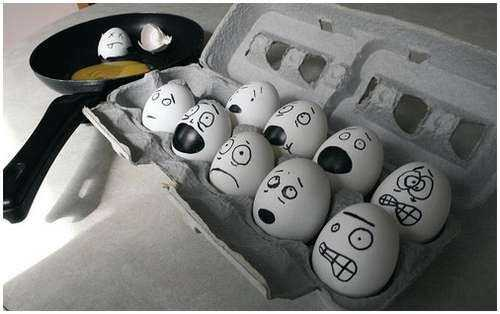 Funny: Arta din mancare! - Poza 6