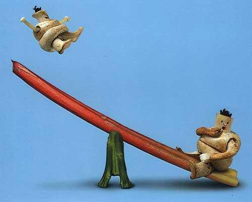 Funny: Arta din mancare! - Poza 20