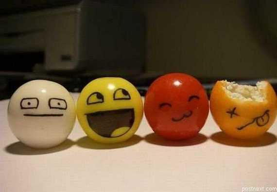Funny: Arta din mancare! - Poza 48