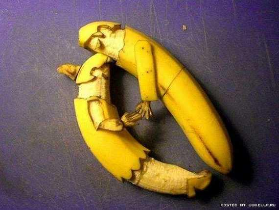 Funny: Arta din mancare! - Poza 63