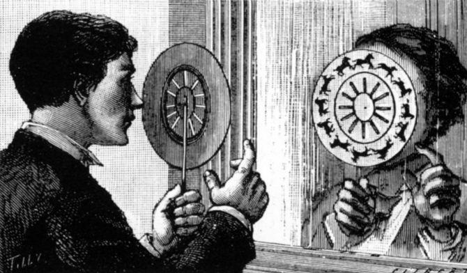 Hipnotizant: Imagini animate din secolul al XIX-lea - Poza 1