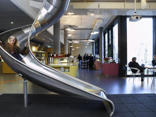 Cum arata sediile Google din California si Zurich? - Poza 16