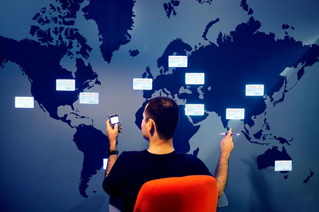 Cum arata sediile Google din California si Zurich? - Poza 9