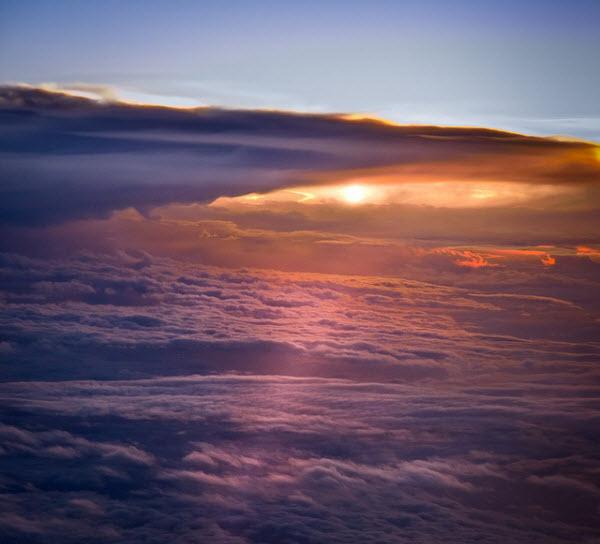 30 de fotografii facute din avion! - Poza 12