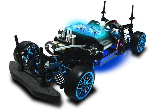 Celule de hidrogen pentru masinile R/C - Poza 1