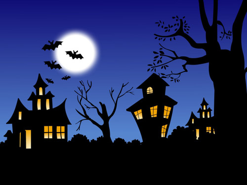 Buhuhu: Wallpaper-e de Halloween - Poza 10