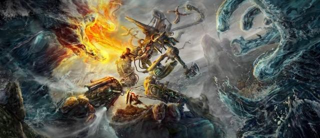 Arta din mitologie - Poza 1