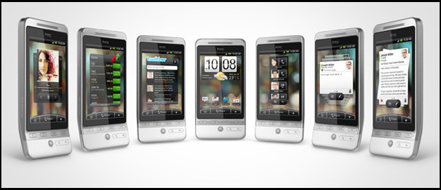 HTC Hero: Flash si Android la bord - Poza 3
