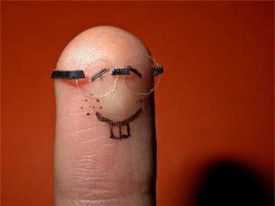 Funny: Degetele pot fi chiar simpatice! - Poza 1