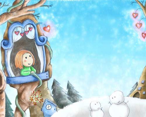 Iarna: 30 de ilustratii si poze