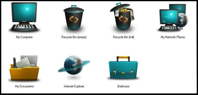 Free: 15 seturi de icon-uri
