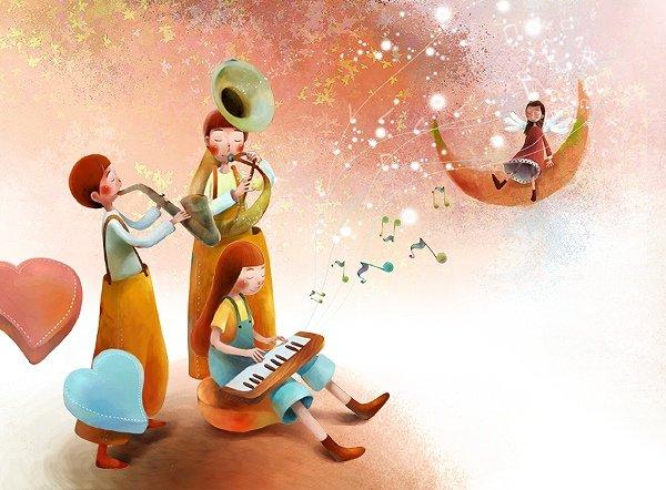 Culori si pozitivism in 20 de ilustratii - Poza 20