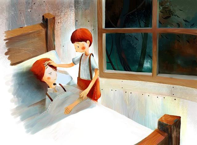 Culori si pozitivism in 20 de ilustratii - Poza 8