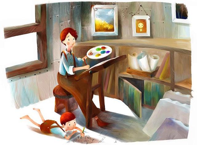 Culori si pozitivism in 20 de ilustratii - Poza 5