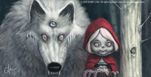 Imaginism: Creaturi ciudate - Poza 11