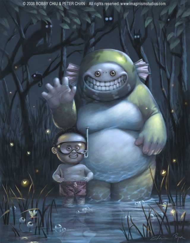 Imaginism: Creaturi ciudate - Poza 13