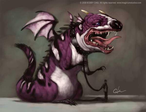 Imaginism: Creaturi ciudate