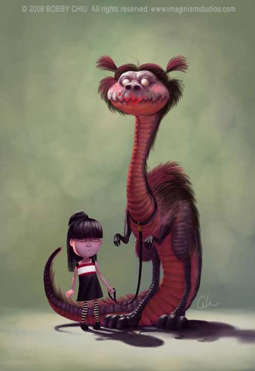 Imaginism: Creaturi ciudate - Poza 24