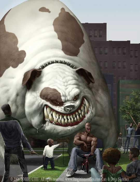 Imaginism: Creaturi ciudate - Poza 25