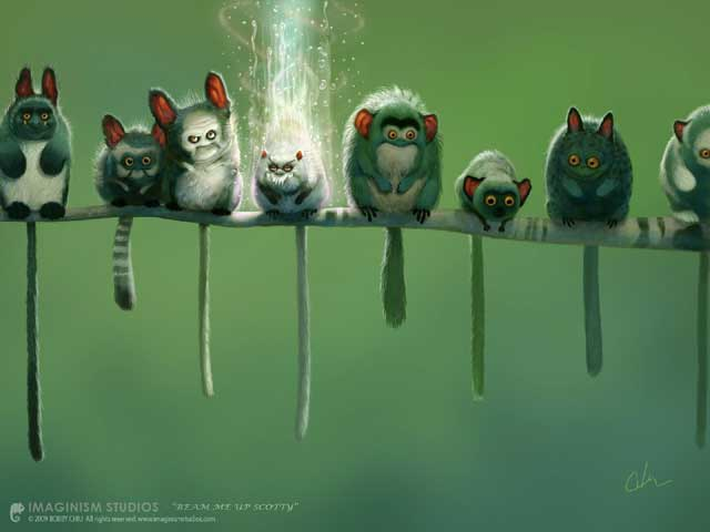 Imaginism: Creaturi ciudate - Poza 6