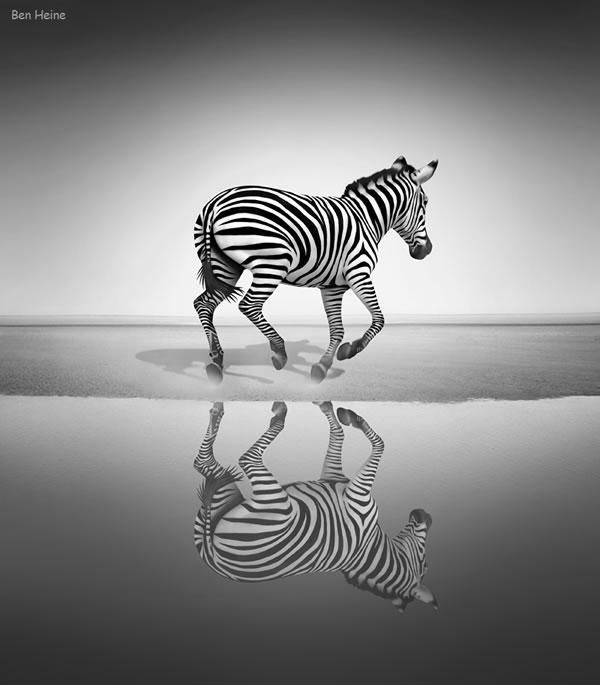Inspiratie pentru week-end: Ben Heine, un artist desavarsit - Poza 20