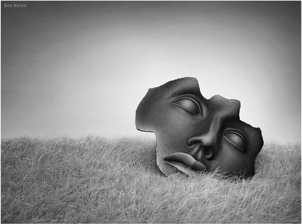 Inspiratie pentru week-end: Ben Heine, un artist desavarsit - Poza 29