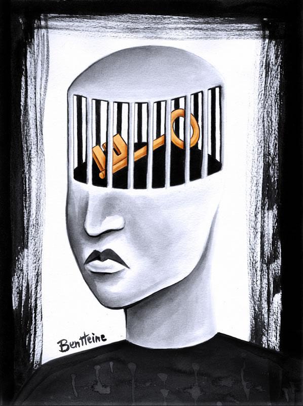 Inspiratie pentru week-end: Ben Heine, un artist desavarsit - Poza 30