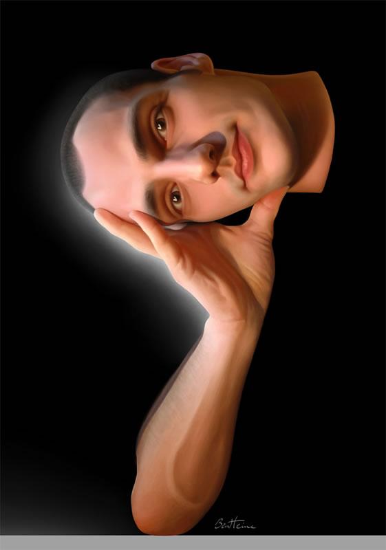 Inspiratie pentru week-end: Ben Heine, un artist desavarsit - Poza 31