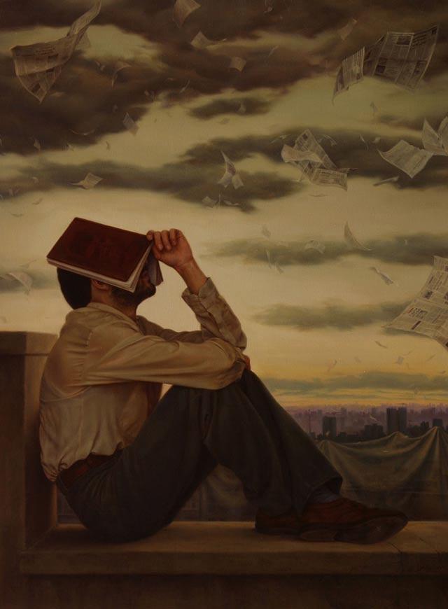 Picturi realiste: Iman Maleki - Poza 10
