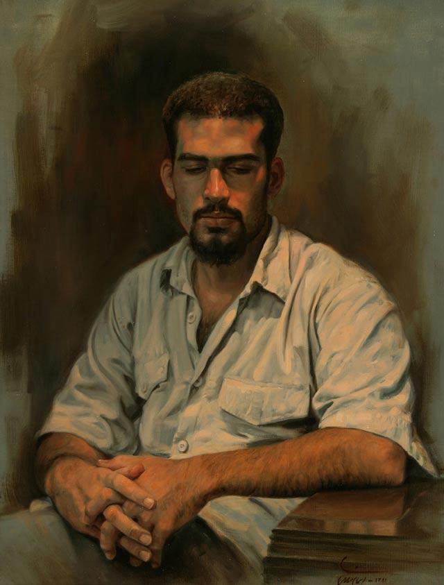 Picturi realiste: Iman Maleki - Poza 11