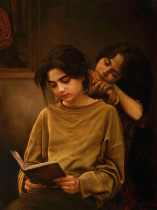 Picturi realiste: Iman Maleki - Poza 12