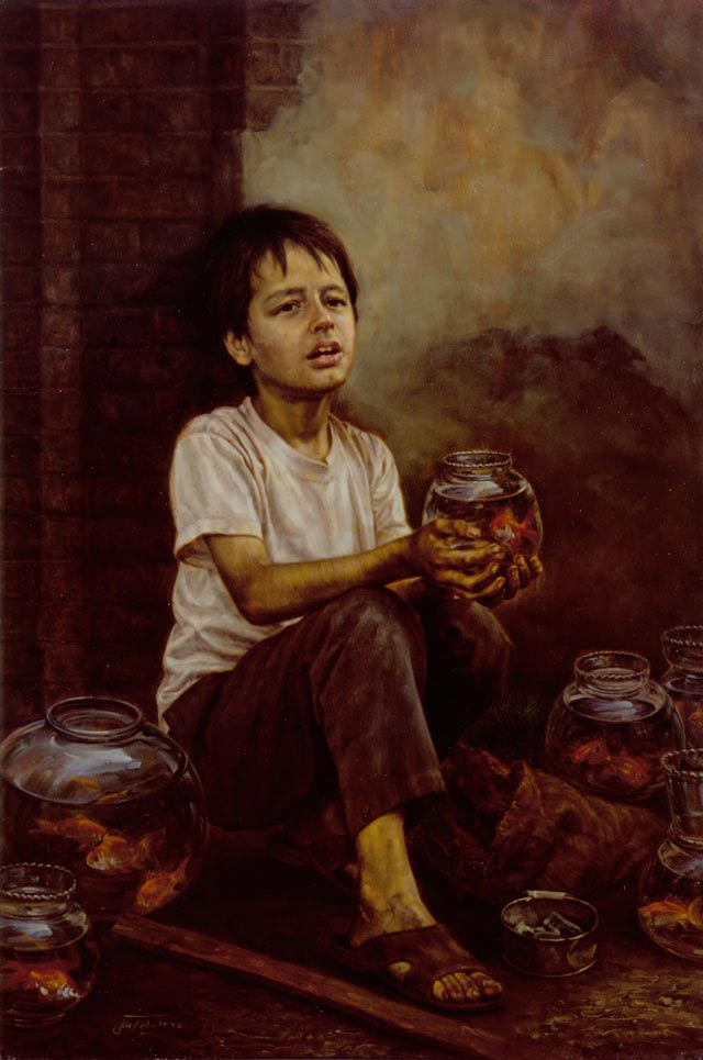 Picturi realiste: Iman Maleki - Poza 13