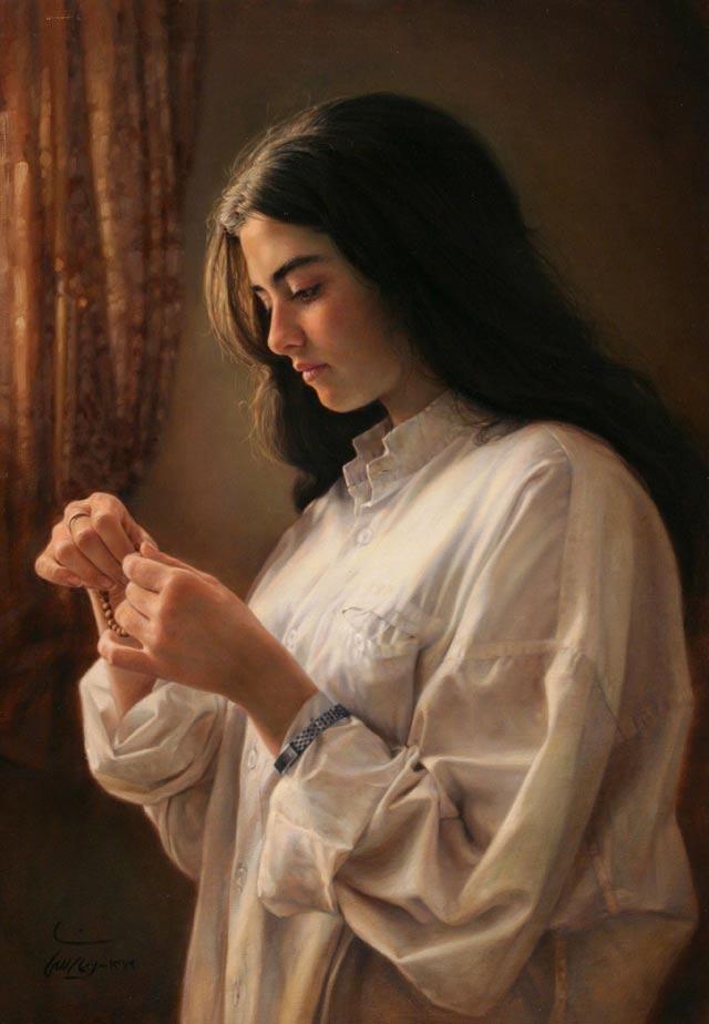 Picturi realiste: Iman Maleki - Poza 3