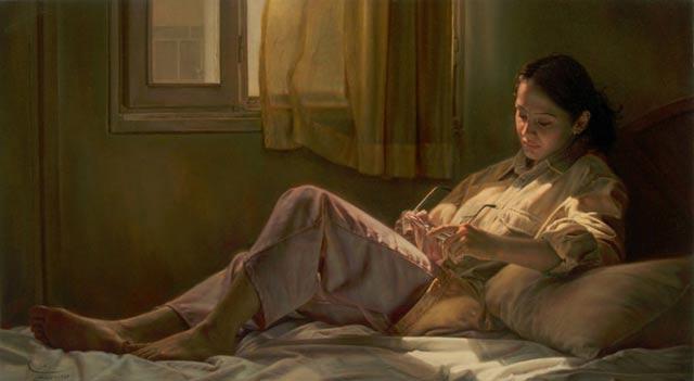 Picturi realiste: Iman Maleki - Poza 4