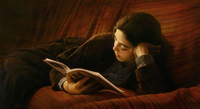 Picturi realiste: Iman Maleki - Poza 5