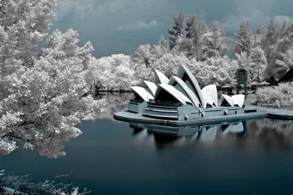 22 de fotografii in infrarosu! - Poza 17