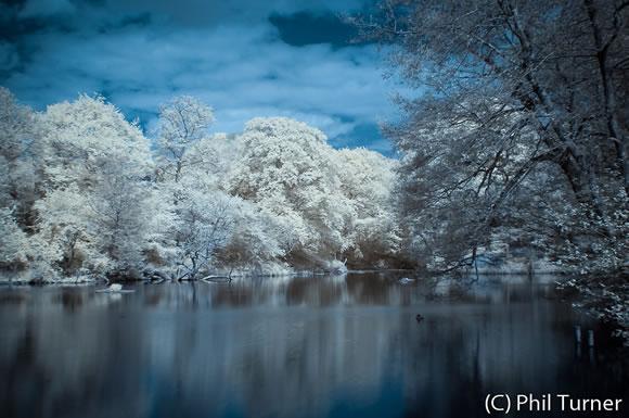 22 de fotografii in infrarosu! - Poza 20