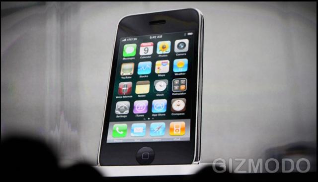 Noul iPhone 3GS - Poza 1