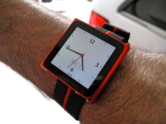 Ceas de mana dintr-un iPod Nano - Poza 7