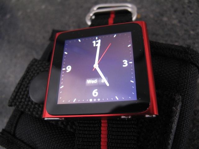 Ceas de mana dintr-un iPod Nano - Poza 4