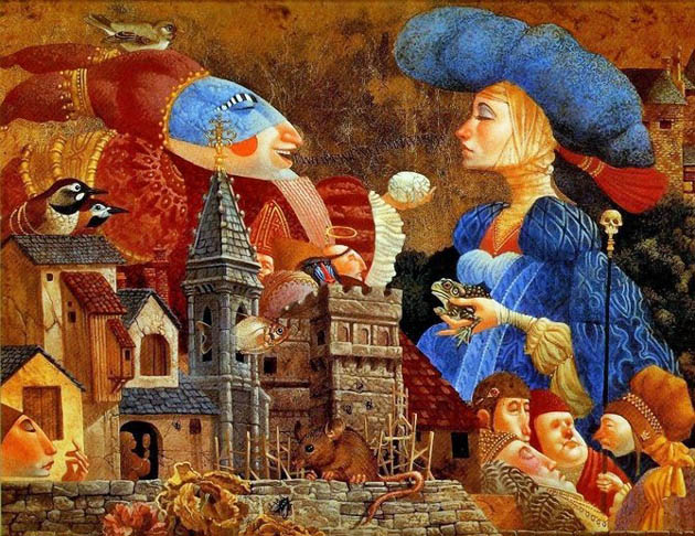 Imaginatia lui James Christensen - Poza 8