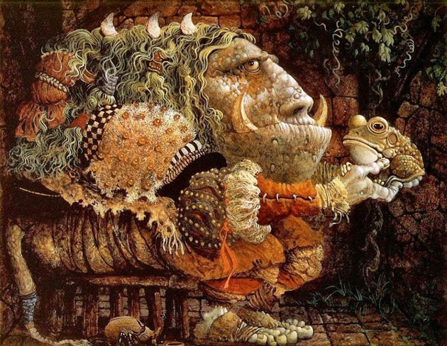 Creativitatea lui James Christensen