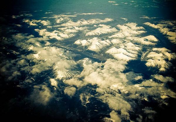 30 de fotografii facute din avion! - Poza 13