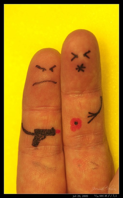 Funny: Degetele pot fi chiar simpatice! - Poza 8