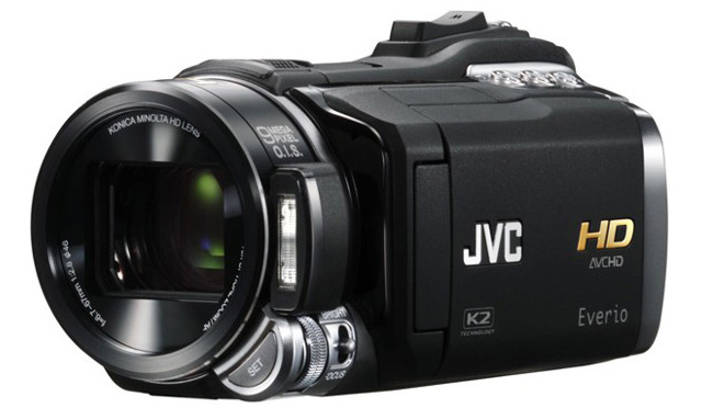 JVC Everio GZ-HM400 Full HD - Poza 2